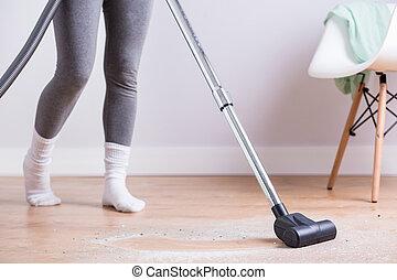 haus reinigung frauen haus zwei putzen zusammen stockbilder suche stockfotos. Black Bedroom Furniture Sets. Home Design Ideas