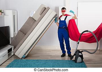 Reiniger boden innenseite l ftung heizung putzen for Boden putzen