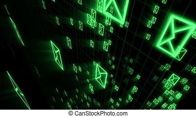 """haut., business."""", e-mails, en mouvement, """"many, internet"""