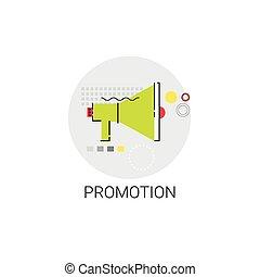 haut-parleur, commercialisation, promotion, porte voix, icône