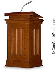 haut-parleur invité