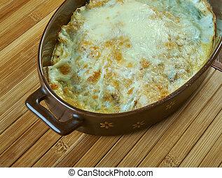 Estonian fish casserole