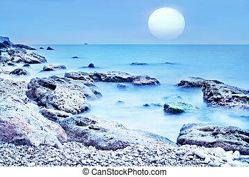 hav kyst
