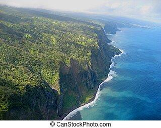 havaiano, costa