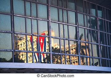 Havana architecture detail