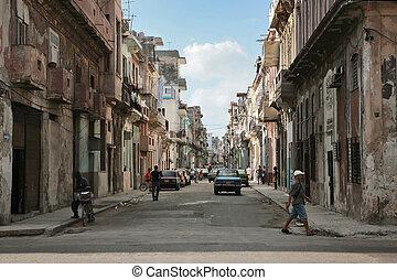 Havana, Cuba - Havana city afternoon Cuba 2007