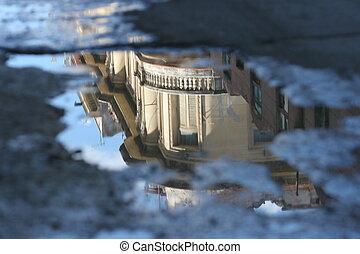 havana reflected -...