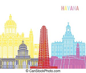 Havana V2 skyline pop