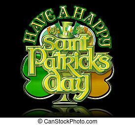 Have a Happy St Pats Graphic