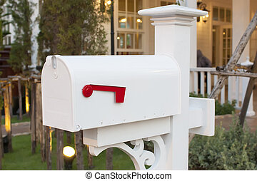 mailbox house - have a mail in your mailbox house
