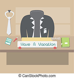 Have a vacation