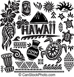 hawaii, sätta