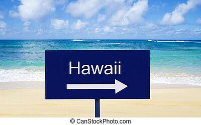 """""""hawaii"""", sinal"""