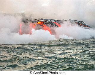 Hawaii Volcanoes National Park - Kilauea Volcano, also ...