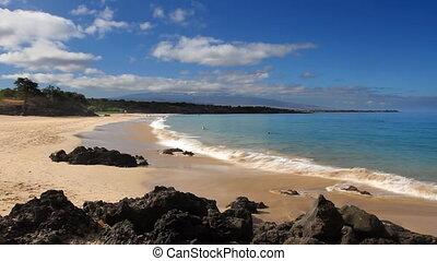 Hawaiian Beach Time Lapse