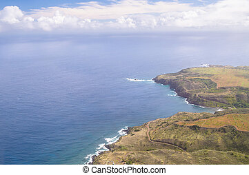 Hawaiian Coastline