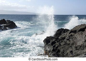 Hawaiian Surf Spray