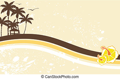 hawaiian tropical beach wallpaper7