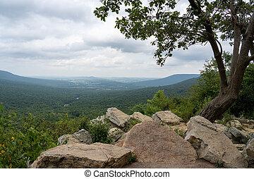 Hawk Mountain Overlook
