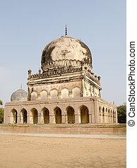 Hayath Bakshi Begum Tomb, Hyderaba
