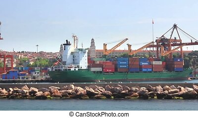 Haydarpasa Port