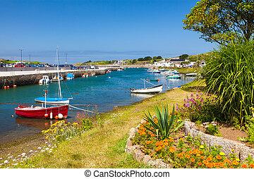 hayle, porto,  Cornwall