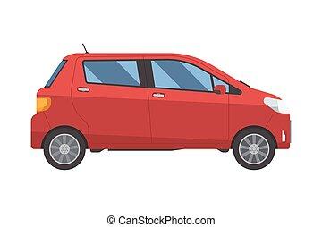 diff rent voiture moderne trois types hayon diff rent clipart vectoriel rechercher. Black Bedroom Furniture Sets. Home Design Ideas