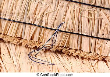 haystack, naald
