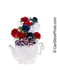 hazafias, virág berendezés