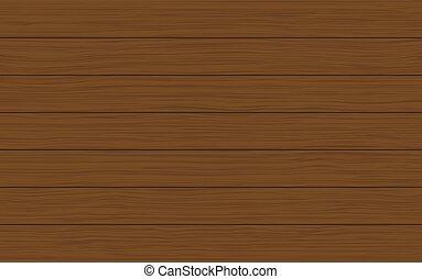 Hazelnut wood planks vector texture background