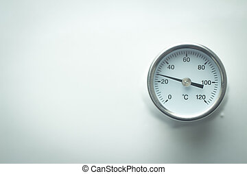 HBOT Hyperbaric Oxygen Therapy chamber gauge