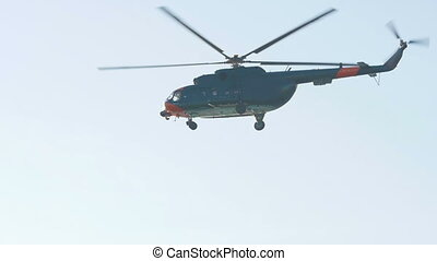 HD - Air force. Helicopter