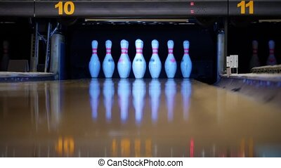 HD - Bowling Alley