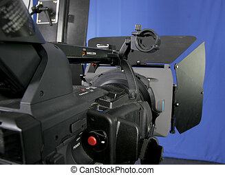 hd-camcorder, stander