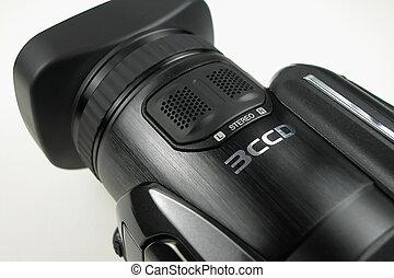 HD Camera-3 CCD
