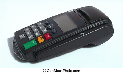 HD - Credit Card Terminal scene 01