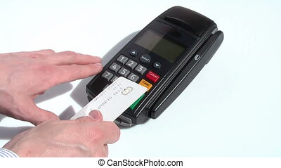 HD - Credit Card Terminal scene 05