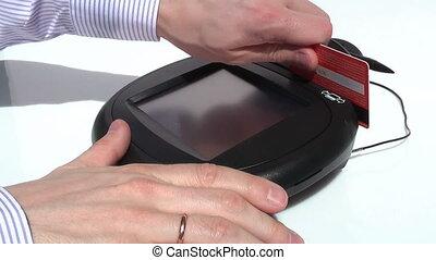 HD - Credit Card Terminal scene 07