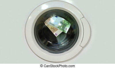 HD - Launder money