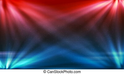 HD Loopable Background with nice abstract stage lights