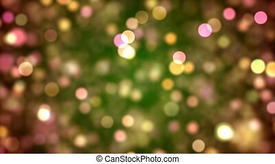 HD Loopable Background with nice bokeh