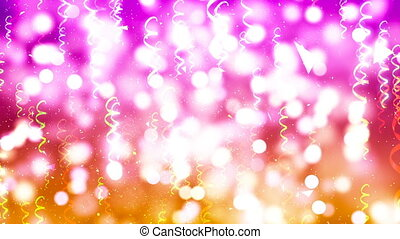 HD Loopable Background with nice festive background - HD...