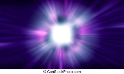 HD Loopable Background with nice purple radiance - HD...