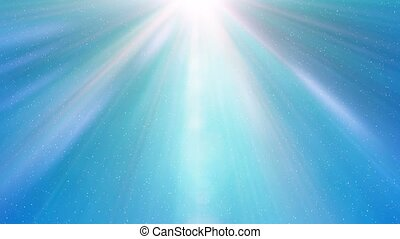 HD Loopable Background with nice abstract rays