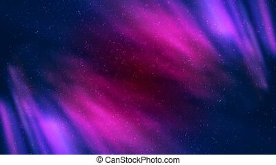 HD Loopable Background with nice northern lights