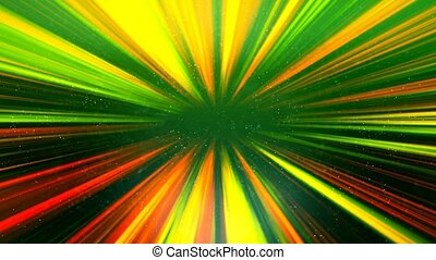 HD Loopable Background with nice abstract radiance