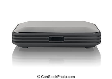 HD media player - media player black to play all HD formats...