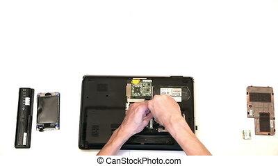 HD - Notebook Repair