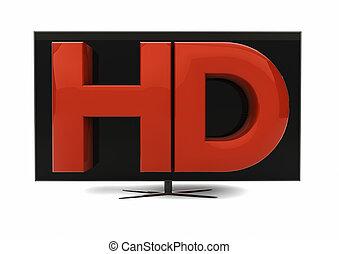 HD television