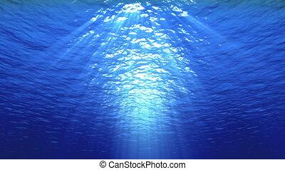 HD - Underwater scene